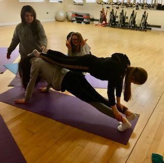 Yoga Indoors 2
