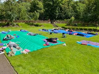 Yoga Outdoors 3