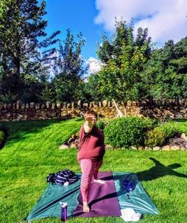 Yoga Outdoors 1